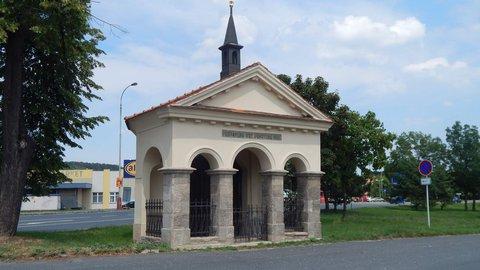 FOTKA - kaple Na Studních