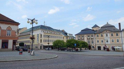 FOTKA - náměstí v Kutné Hoře