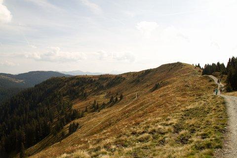 FOTKA - Z Asitz na Geierkogel - Rozloučení s Geierkogelem