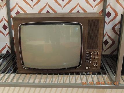 FOTKA - Procházka po Retro výstavě pokračuje -televize -  ta zase tak stará není