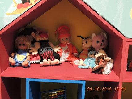 FOTKA - Výstava Retro - panenky a plyšáci