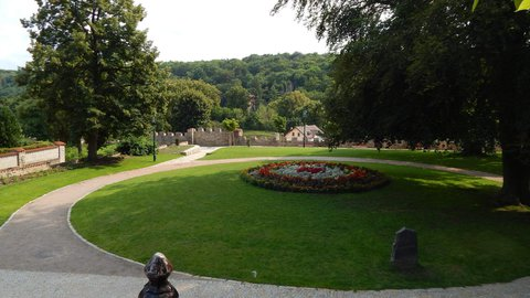 FOTKA - park pod Vlašským dvorem