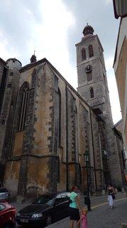 FOTKA - Kostel svatého Jakuba Staršího