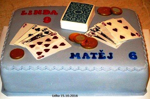FOTKA - hrací karty..