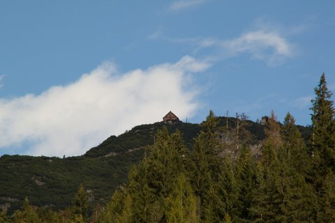 FOTKA - Poslední letošní výšlap na Steinalm - Peter Wiechenthaler Hütte