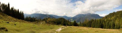FOTKA - Poslední letošní výšlap na Steinalm - Panoramko