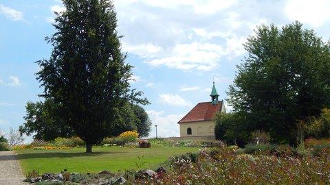 FOTKA - v dolní části botanické zahrady v Praze