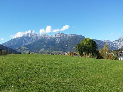 FOTKA - Podzimní procházka okolo Ritzensee - Leoganger Steinberge