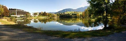 FOTKA - Podzimní procházka okolo Ritzensee - Panorama Ritzensee