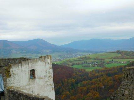 FOTKA - Podzimní pohled z hradu