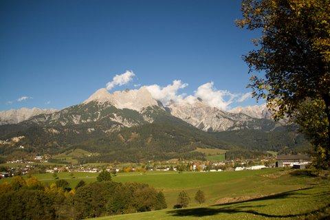 FOTKA - Podzimní procházka okolo Ritzensee - Kamenné moře
