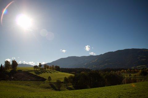 FOTKA - Podzimní procházka okolo Ritzensee - Proti slunci