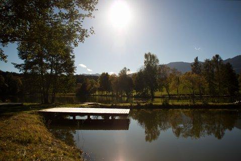 FOTKA - Podzimní procházka okolo Ritzensee - Molo
