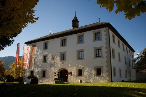 FOTKA - Podzimní procházka okolo Ritzensee - Zámek a museum Ritzen
