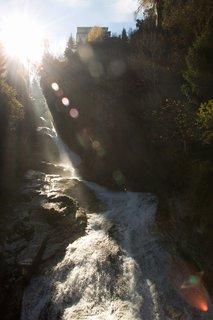 FOTKA - Výlet do Bad Gastein - Vodopád v Bad Gastein