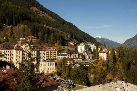 FOTKA - Výlet do Bad Gastein - Pohled na Bad Gastein