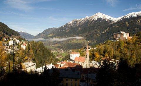 FOTKA - Výlet do Bad Gastein - Mlha nad údolím