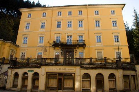 FOTKA - Výlet do Bad Gastein - Starý hotel