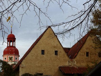 FOTKA - Střechy gotických dvojčat