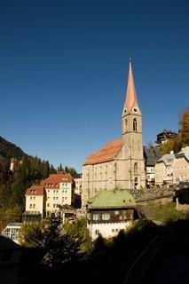 FOTKA - Výlet do Bad Gastein - Kostel