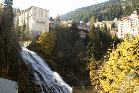 FOTKA - Výlet do Bad Gastein - V Bad Gasteinu