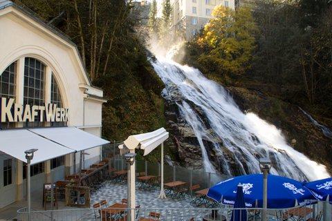 FOTKA - Výlet do Bad Gastein - Další vodopád