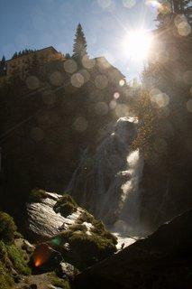 FOTKA - Výlet do Bad Gastein - Proti slunci