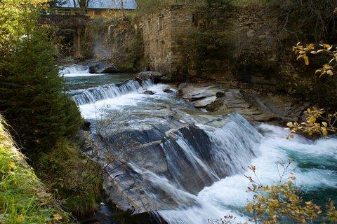 FOTKA - Výlet do Bad Gastein - Na Wasserfallweg