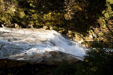 FOTKA - Výlet do Bad Gastein - Jdeme po Wasserfallweg