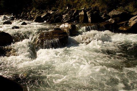 FOTKA - Výlet do Bad Gastein - Divoká voda