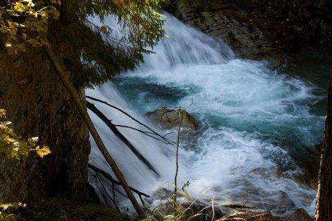 FOTKA - Výlet do Bad Gastein - Minivodopádek