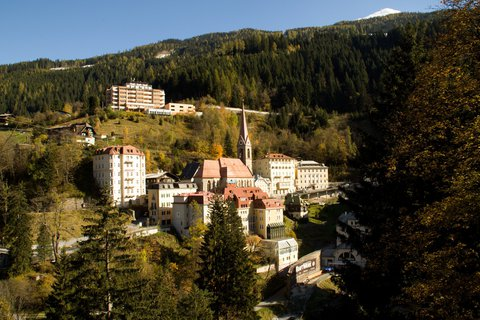 FOTKA - Výlet do Bad Gastein - Pohled zpět