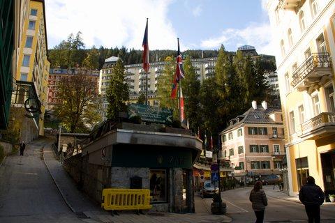 FOTKA - Výlet do Bad Gastein - Procházka v Bad Gasteinu