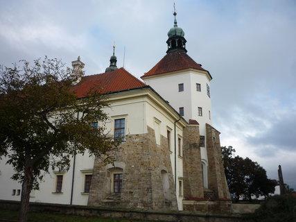 FOTKA - kamenné nároží zámku Smečno