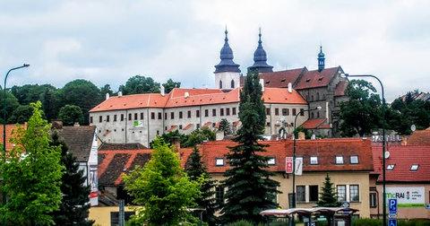 FOTKA - Věže v Třebíči