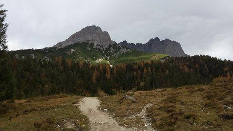 FOTKA - Letos naposledy na Steinalmu - Pohled na Persailhorn