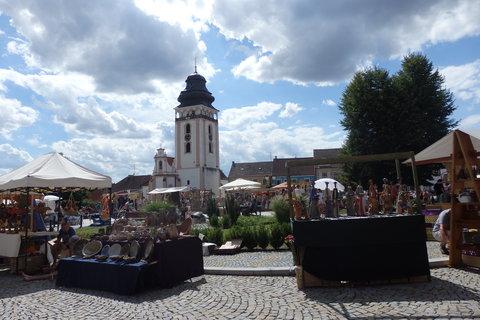 FOTKA - Bechyně - trhy