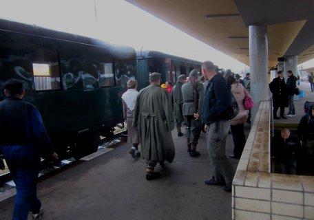 FOTKA - akce včera v Praze
