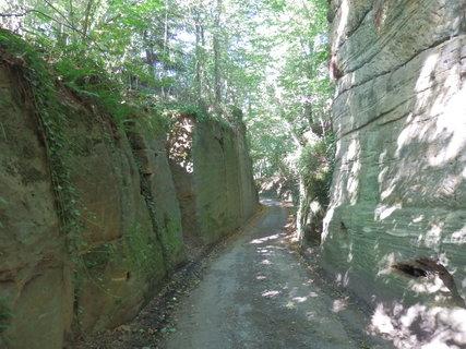 FOTKA - cesta skalami, Máchův kraj
