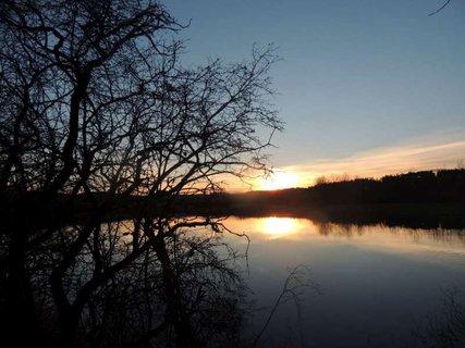 FOTKA - Podzimní západ slunce