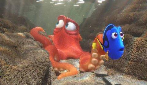 FOTKA - uměla zviřatka v mem akvariu