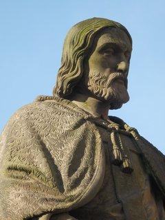 FOTKA - Malostranský hřbitov - detail sochy