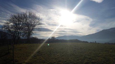 FOTKA - Letos asi naposledy na Ritzensee - Proti slunci