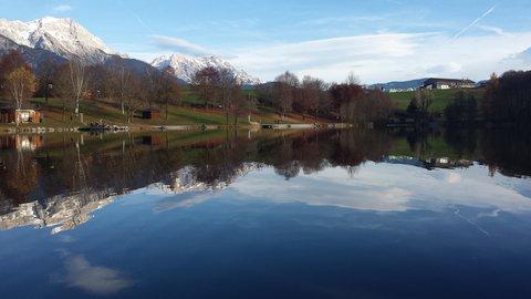 FOTKA - Letos asi naposledy na Ritzensee - Jako na podzim