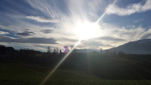 FOTKA - Letos asi naposledy na Ritzensee - Proti slunci podruhé