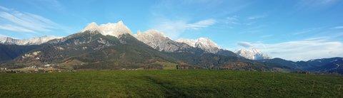 FOTKA - Letos asi naposledy na Ritzensee - Panorama Kamenného moře