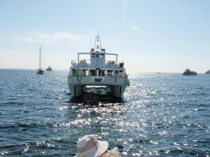 FOTKA - loď Esmeralda