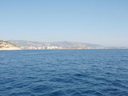 FOTKA - modré moře