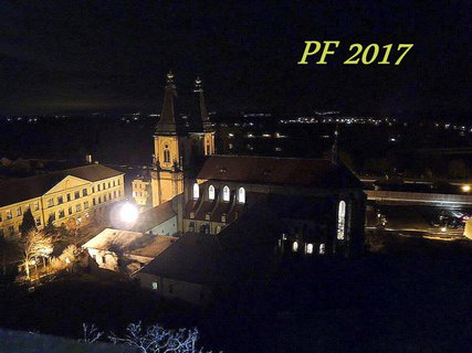 FOTKA - noční pohled
