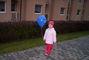 S balonkem